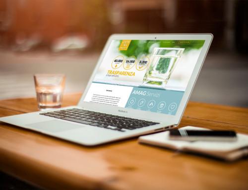 Il nuovo sito del Gruppo AMAG: trasparenza ed efficienza al servizio dei cittadini.
