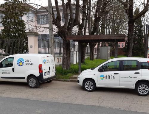 AMAG Reti Gas: sospensione temporanea del servizio in alcune via di Spinetta Marengo per intervento di manutenzione