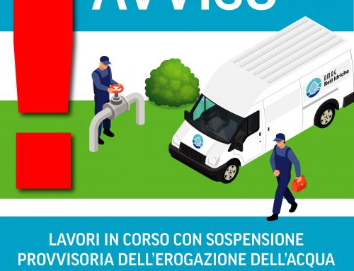 AMAG Reti Idriche Cassine (AL) 06/09/21 consistente fuga sull'impianto acquedotto del Comune di Cassine,  è stata temporaneamente sospesa l'erogazione a tutto l'abitato.