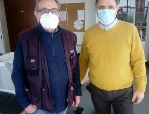 Va in pensione Franco Buzzi, capo impianto del Depuratore degli Orti: il saluto di Amag Reti Idriche