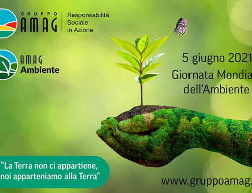Gruppo AMAG: 5 giugno Giornata Mondiale dell'Ambiente