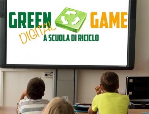 Martedì 4 maggio il Green Game Digital parla alessandrino: oltre 500 liceali del Saluzzo Plana e del Galilei si sfidano in una gara on line sui temi della raccolta differenziata e dell'economia circolare. In ballo l'accesso alla fase finale del Campionato Nazionale del Riciclo