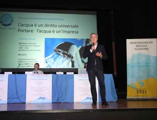 Acqua, gocce di vita: mattinata di festa e riflessioni per 500 studenti al Teatro Ariston di Acqui Terme
