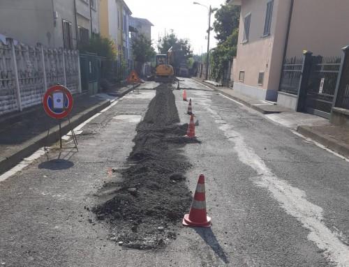 AMAG Reti Gas, lavori in corso per l'ammodernamento delle infrastrutture al Quartiere Cristo