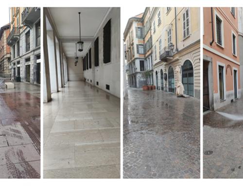 AMAG Ambiente: sforzo straordinario per igienizzare strade e arredo urbano del centro di Alessandria
