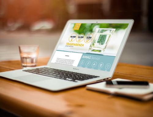 Il nuovo sito del Gruppo AMAG: trasparenza ed efficienza al servizio dei cittadini